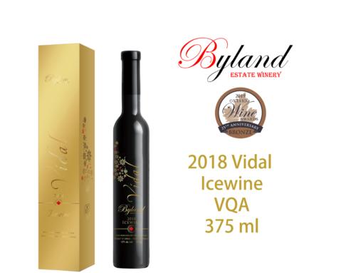 2018 威戴尔 375毫升冰酒