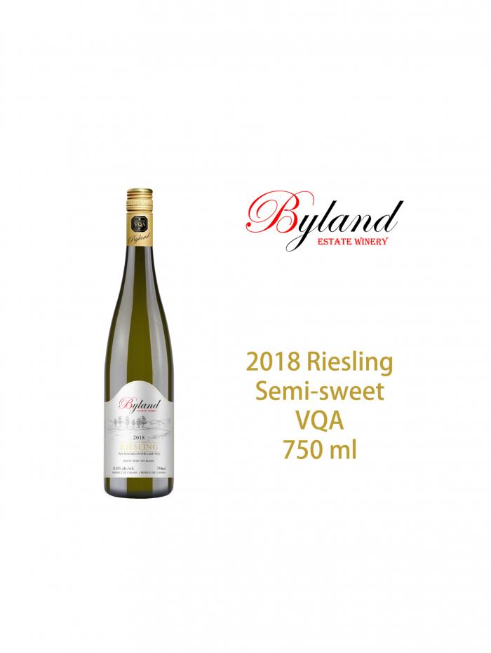 Riesling Semi-sweet 750ml