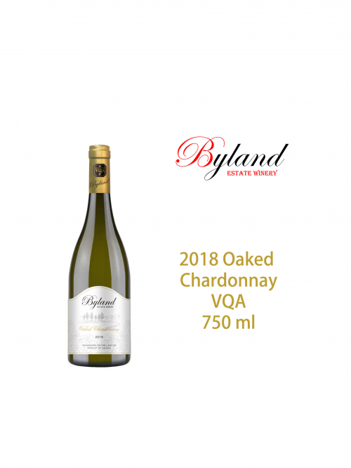 Oaked Chardonnay 750ml