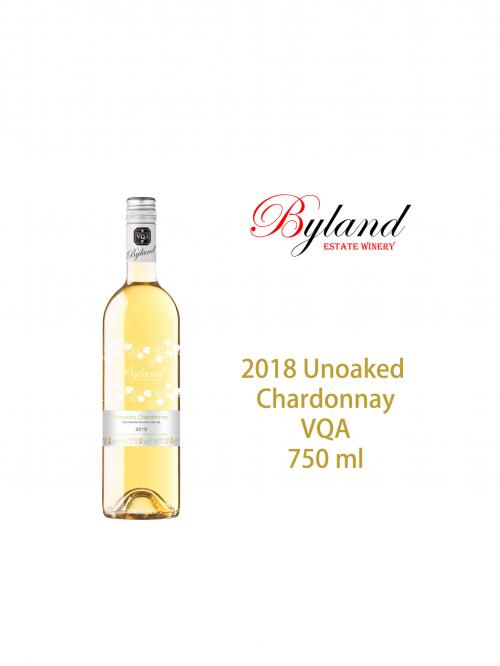 Unoaked Chardonnay 750ml