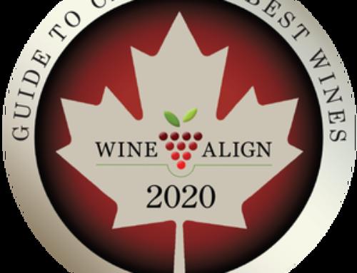2020WineAlign加拿大国家最优葡萄酒指南